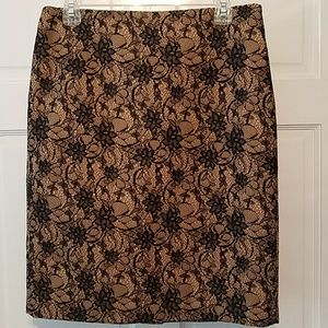 EUC Talbots pencil skirt cocktail formal